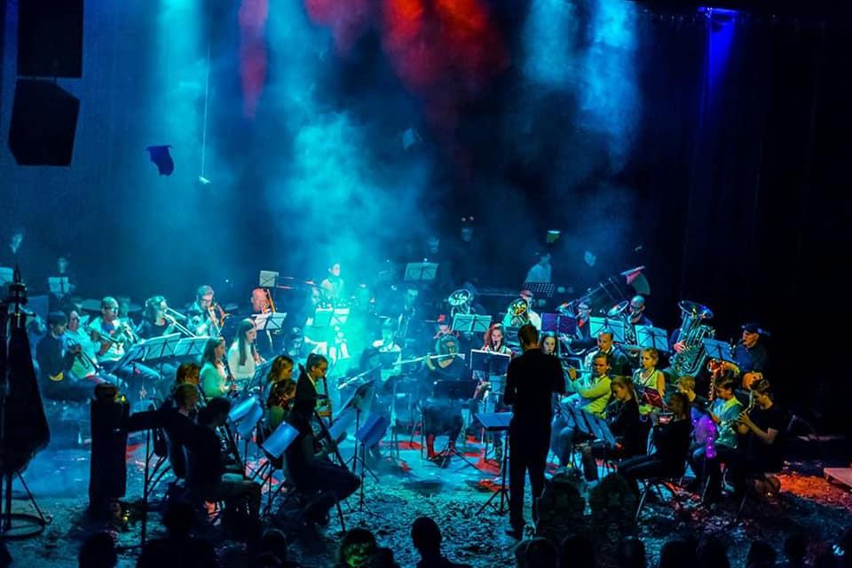 Opstap- & Middenorkest