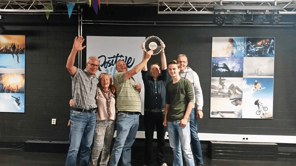 Winnaars seizoensafsluiting Muziekvereniging Prinses Juliana